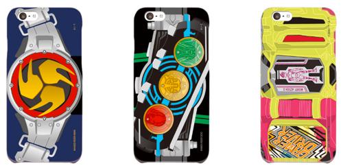 1号〜エグゼイドまで、全歴代【仮面ライダー】ベルトが公式iPhoneケースに!