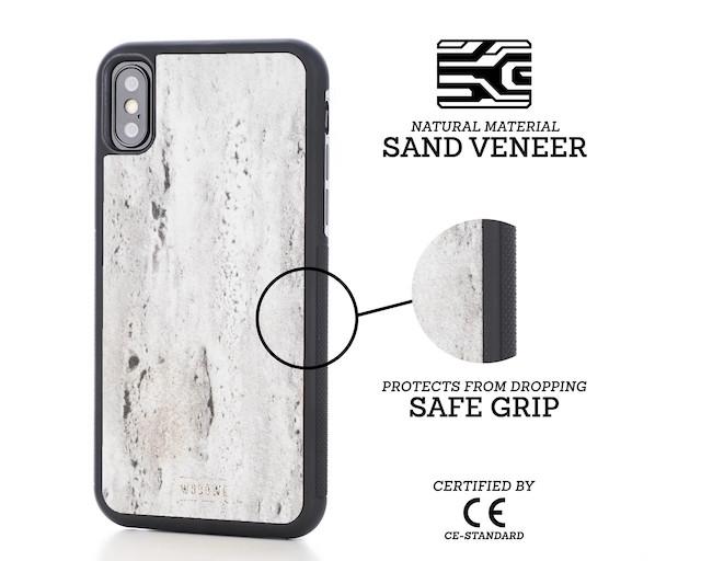 砂のiPhoneケース